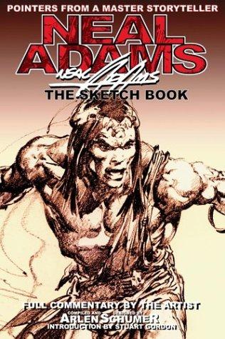 9781887591065: Neal Adams The Sketchbook PB