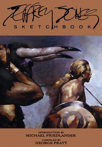 9781887591096: Jeffrey Jones Sketchbook
