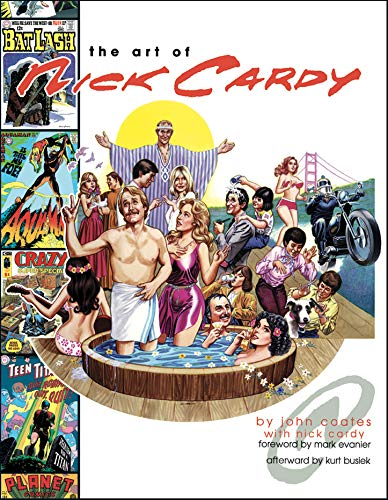 The Art of Nick Cardy