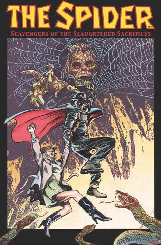 9781887591423: THE SPIDER PB: Scavengers of the Slaughtered Sacrifices