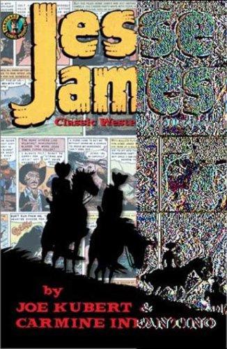 JESSE JAMES HC: The Classic Western Collection: Joe Kubert, Carmine