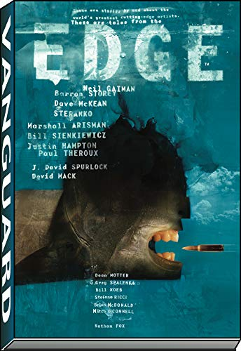Edge PB: Cover Art by McKean (188759146X) by Barron Storey; Dave McKean; Marshall Arisman; Bill Sienkiewicz; Neil Gaiman; Paul Theroux; J. David Spurlock; David Mack