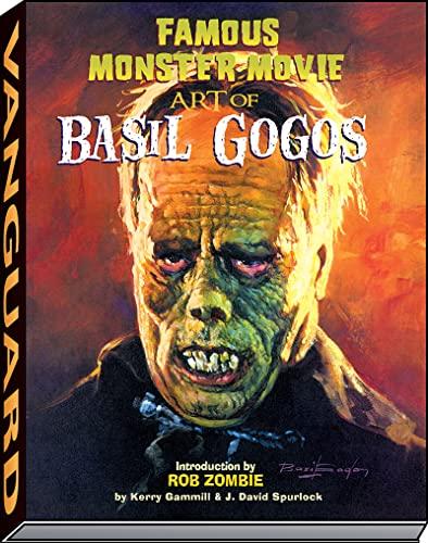 9781887591713: Famous Monster Movie Art of Basil Gogos PB