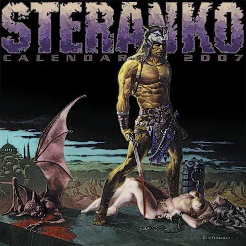 9781887591973: Art of Sterako Calendar 2007
