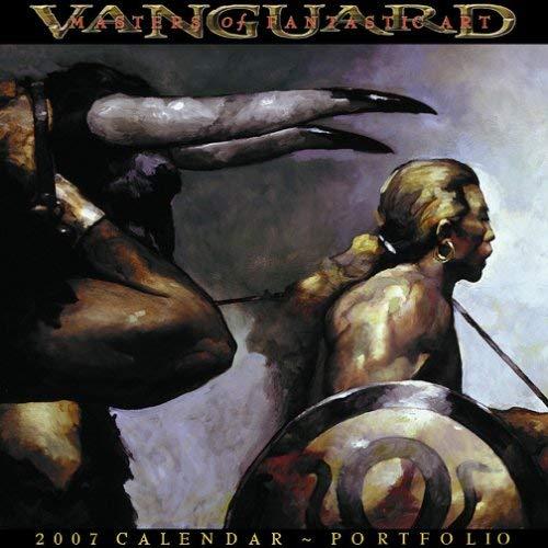 9781887591997: Masters of Fantastic Art 2007 Calendar Portfolio