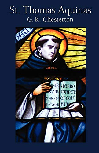 9781887593960: St. Thomas Aquinas