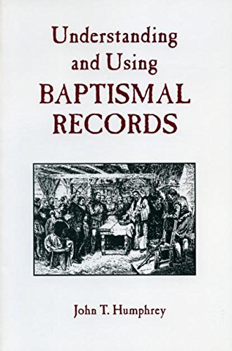 9781887609104: Understanding and Using Baptismal Records