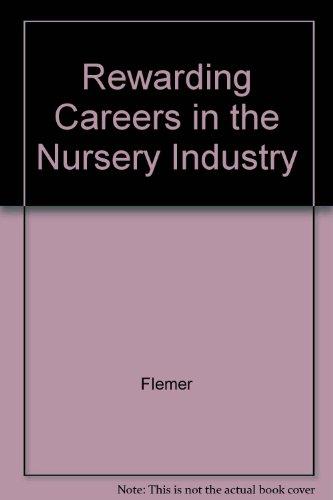 Rewarding Careers in the Nursery Industry: Flemer