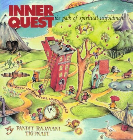 9781887645003: Inner Quest: The Path of Spiritual Unfoldment