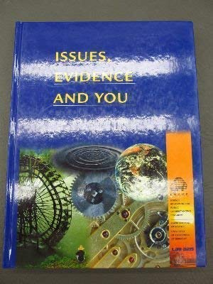 9781887725705: Issues, Evidence, and You