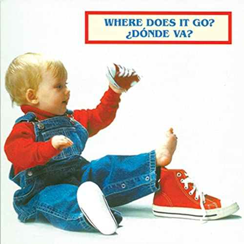 9781887734493: Dónde va? (Where Does it Go? Spanish edition)