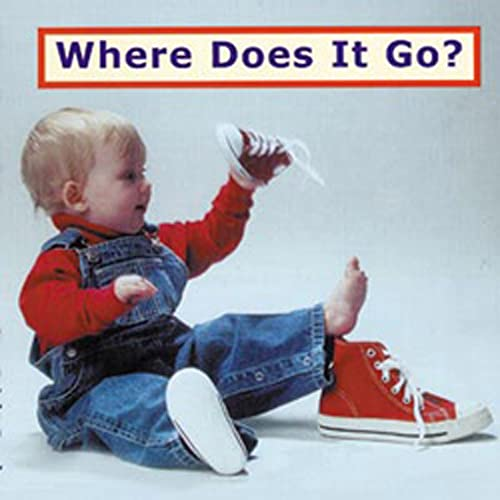 9781887734653: Where Does It Go? (Photoflaps)