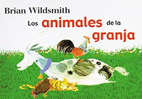 Brian Wildsmith's Farm Animals (Spanish edition) (1887734848) by Brian Wildsmith