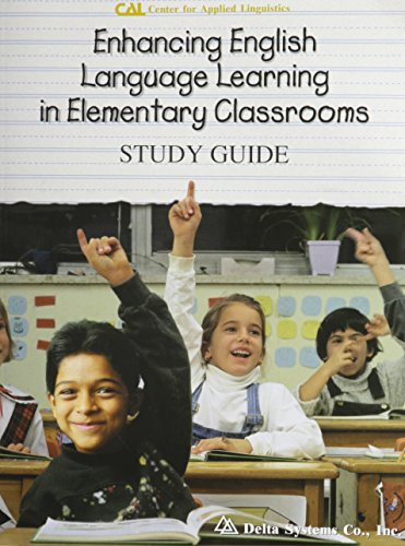 9781887744485: Enhancing English Language Learning in Elementary Classrooms: Study Guide