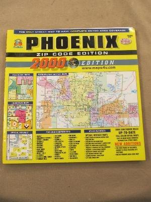 9781887749268: Phoenix metropolitan street atlas