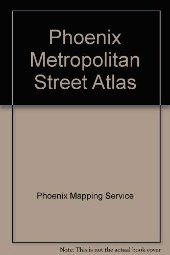 9781887749497: Phoenix Metropolitan Street Atlas