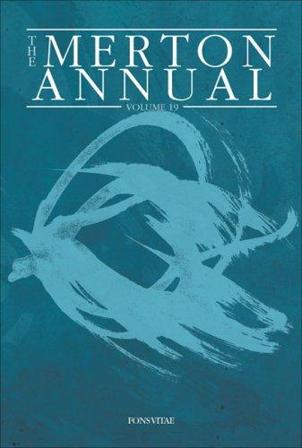 9781887752916: The Merton Annual, Vol 19 (The Merton Annual series)