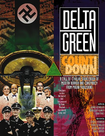 Delta Green - Countdown (Call of Cthulhu (Pagan Publishing))
