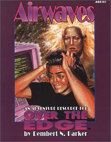 9781887801041: Airwaves (Over the Edge Series)