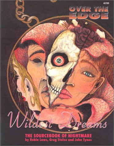 Wildest Dreams (Over the Edge Series): Laws, Robin; Stolze,
