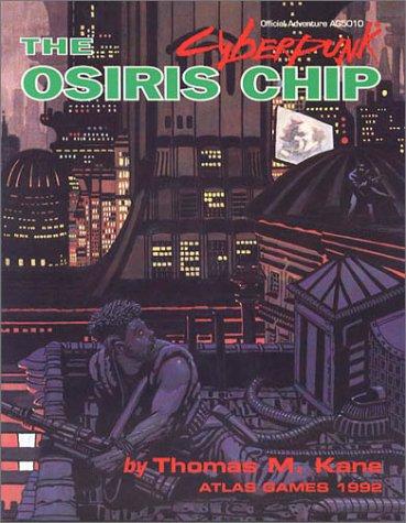 9781887801355: The Osiris Chip (Cyberpunk)