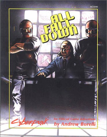 9781887801393: All Fall Down (Cyberpunk)