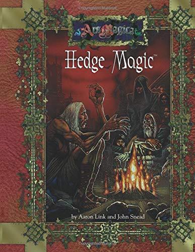 9781887801584: Hedge Magic (Ars Magica) (Ars Magica Series)