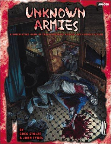 Unknown Armies: Greg Stolze