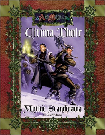 Ultima Thule : Mythic Scandinavia: Williams, Paul