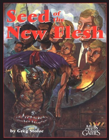 9781887801775: Seed of the New Flesh (Feng Shui)