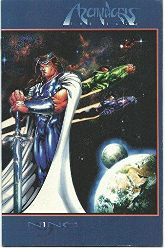 9781887814638: Archangels: The Saga (Vol. 9)