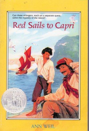 9781887840040: RED SAILS TO CAPRI