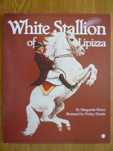 9781887840293: White Stallion of Lipizza