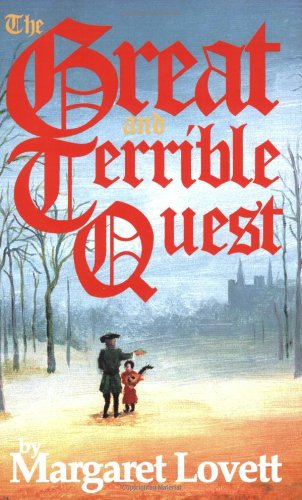 9781887840323: The Great and Terrible Quest
