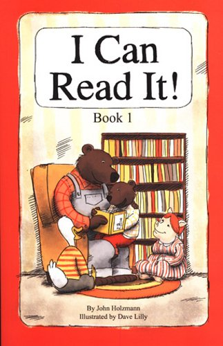 I Can Read It! Book 1: John Holzmann