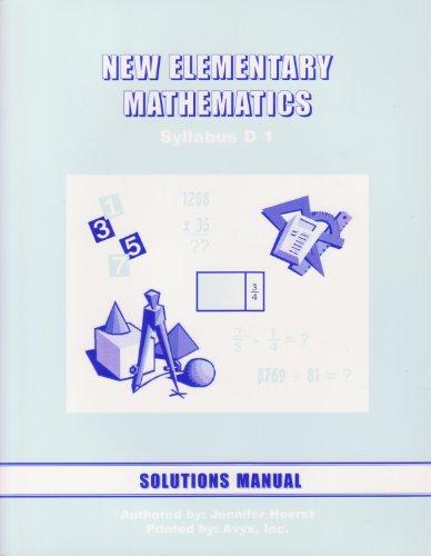 elementary mathematic1