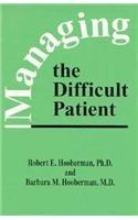 9781887841085: Managing the Difficult Patient