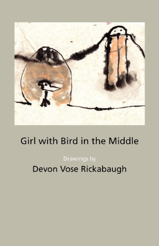 9781887853354: Girl with Bird in the Middle