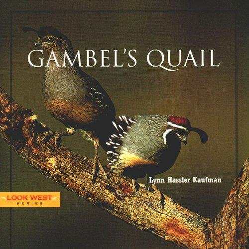 9781887896627: Gambel's Quail (Look West)