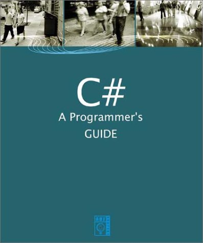 9781887902748: C# A Programmer's Guide