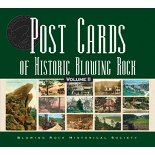 9781887905541: Post Cards of Historic Blowing Rock