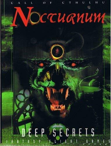 9781887911696: Nocturnum: Deep Secrets Bk. 3