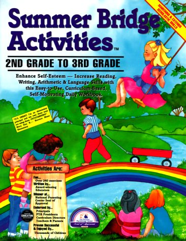 Summer Bridge Activities: 2nd Grade to 3rd: Hobbs, Julia Ann,