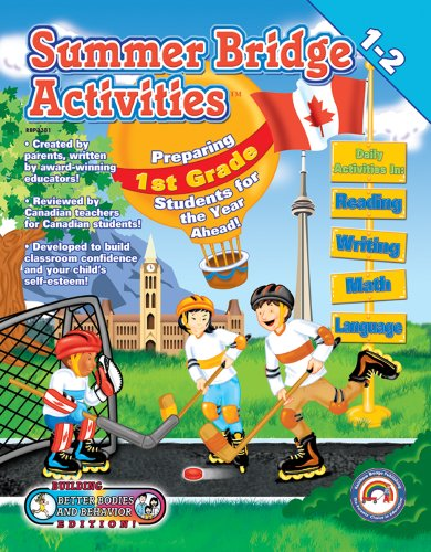 Summer Bridge Activities Canadian Style: First to: Hobbs, Julia Ann;Fisher,