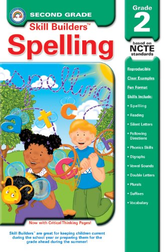 Spelling, Grade 2 (Skill Builders)