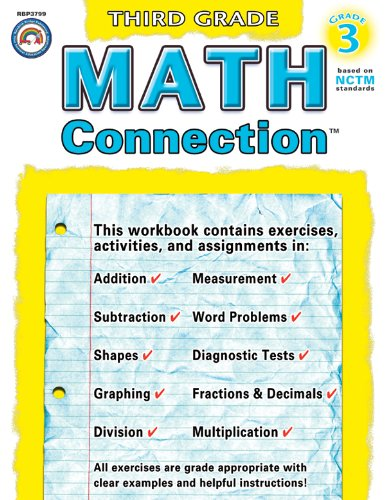 9781887923798: Math Connection™, Grade 3 (Connections™ Series)
