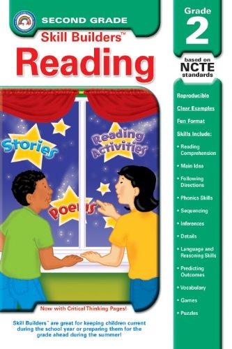 Skill Builders - Reading: 2nd Grade: Kim Carlson, Michele