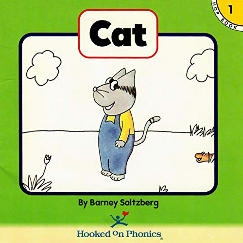 9781887942225: Cat (Hooked on Phonics, Book 1)