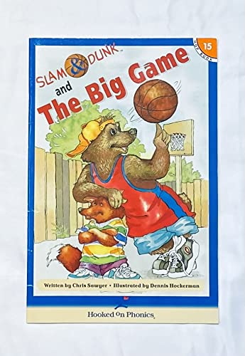 9781887942362: Slam & Dunk in The Big Game (Slam & Dunk HOP Books, Book 15)