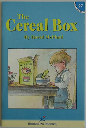 9781887942485: The Cereal Box (Hooked on Phonics, Book 27)